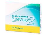 Alensa.co.uk - Contact lenses - PureVision 2 for Presbyopia