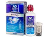 Alensa.co.uk - Contact lenses - AO SEPT PLUS HydraGlyde Solution 90ml