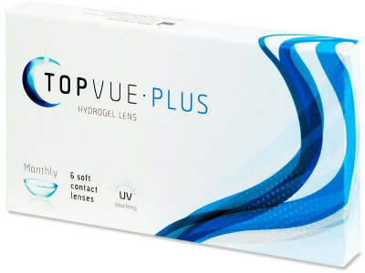 TopVue Monthly Plus (6 lenses)