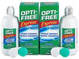 Alensa.co.uk - Contact lenses - OPTI-FREE Express Solution 2x355ml