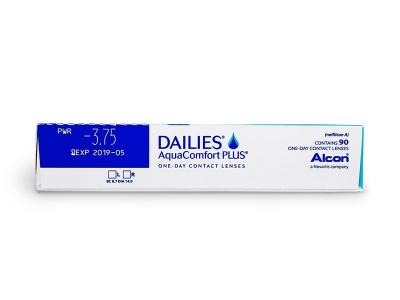 Dailies AquaComfort Plus (90lenses)