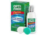 Alensa.co.uk - Contact lenses - OPTI-FREE Express Solution 120ml